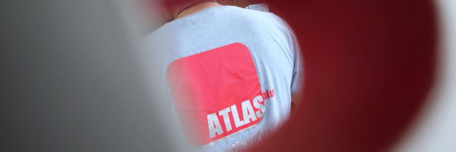 Atlas Rücken